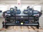 天津美科JMK水冷式螺桿冷水機組
