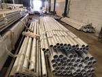 厚壁铝管,2A12铝管 反挤压铝管