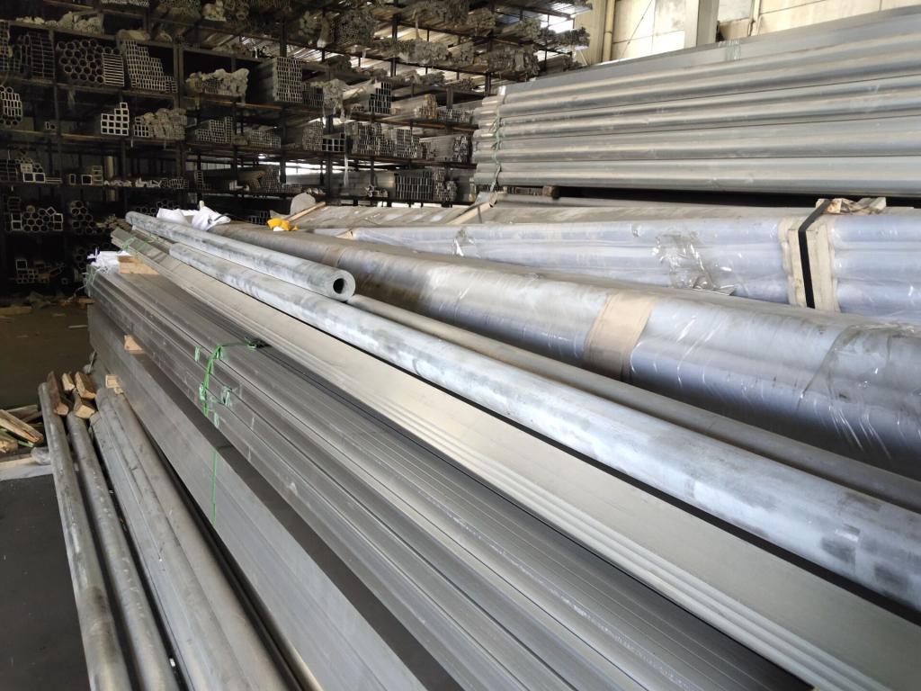 6063-T5铝方管,现货价格