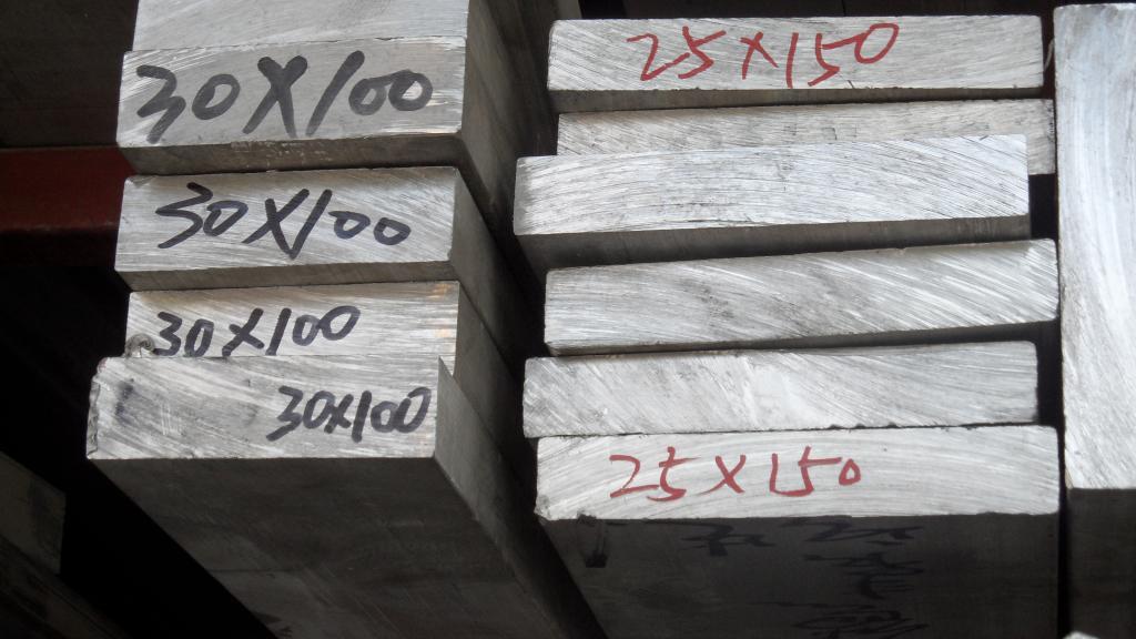 6061/T6铝条、铝棒