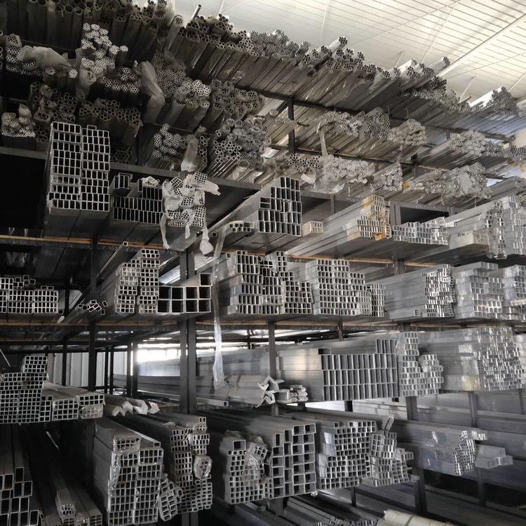 阳泉6061铝方管,厂家