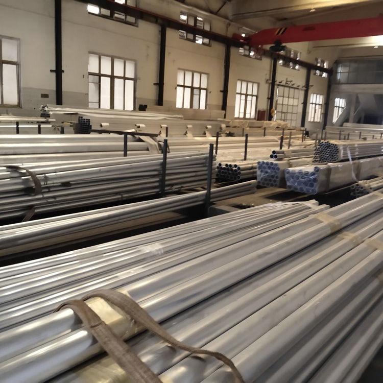 本公司现货供应6061厚壁铝管