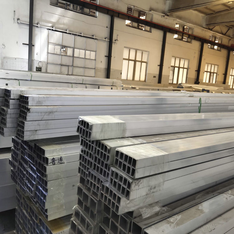 长治6061厚壁铝管,厂家