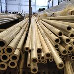 厂家现货直发,6063T5厚壁铝管