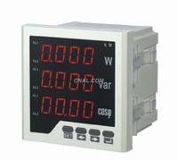 供應數字多功能諧波電力儀表