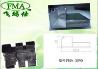南海鉅強生產高質量led顯示屏3590邊框鋁材