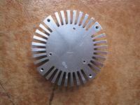 散热器铝型材 开模散热器型材