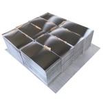 镜面铝板 优质铝板 墙面专用铝板