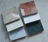 仿石纹铝蜂窝板 铝蜂窝复合板厂家