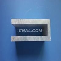 U型槽鋁型材 鋁合金包邊條