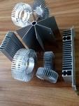 铝材工业型材铝管铝排流水线散热器