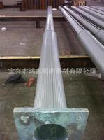 3600吨挤压铝灯杆铝立柱型材