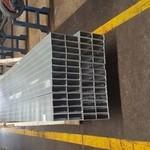 5000噸擠壓機擠壓型材