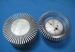 鋁合金筒燈散熱器型材生產加工