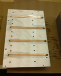 太陽花散熱器型材鋁散熱器加工