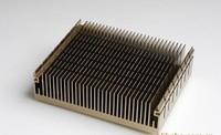 電子產品梳子型散熱器鋁型材
