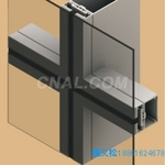 無錫大截面幕�椈T型材定制價格