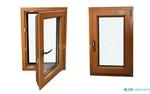 最新铝木复合型材,别墅门窗铝型材