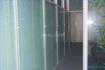 办公高隔铝型材及成品制作