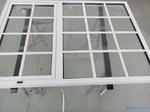 生产铝合金装饰条门窗成品