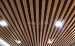 生產3D木質木紋包覆鋁型材