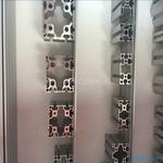 鑫宏铝业生产流水线铝型材