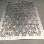 高级公寓焊接铝窗花
