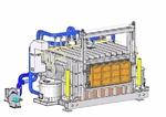 鋁棒均質爐-可均質40噸鋁棒