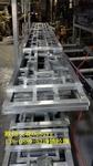 铝型材窗花隔断墙面装饰定制生产