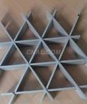 三角鋁格柵哪有便宜的廠家