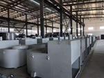生产工厂燃气坩埚炉 350KG熔化炉