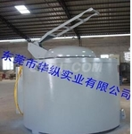 100KG坩堝熔化保溫爐