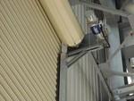 合肥厂房卷帘门电机维修 陪遥控器