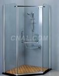 厂家专业加工生产淋浴房型材