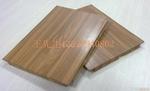 貼木紋包柱鋁板真空木紋覆膜鋁單板
