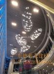 购物商场吊顶铝格栅
