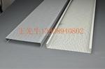 高速服务站防风条扣R型条形铝扣板