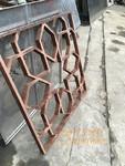 铝合金型材制作仿古花格窗罩厂家
