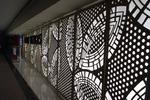 金属雕刻铝窗花厂家
