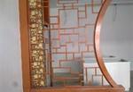铝合金窗花 /木纹铝型材窗花厂家