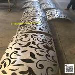 吉林长春通道木纹铝单板雕刻生产商