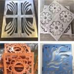 雕花铝单板装饰改造