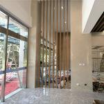 吊頂隔熱鋁方通系列-通透式鋁方通