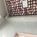 形象墻鋁窗花 隔斷幕墻鋁屏風
