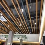 小面積商鋪鋁方通吊頂圖片