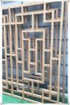 仿古铝花格窗-铝合金铝窗花防盗网