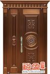 广东铜门厂家纯铜门订购电话