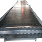 鋁鍛件金屬鏈板輸送機