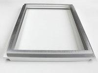 LED灯箱铝型材边框,铝合金晾衣架