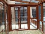 隔熱斷橋門窗鋁型材